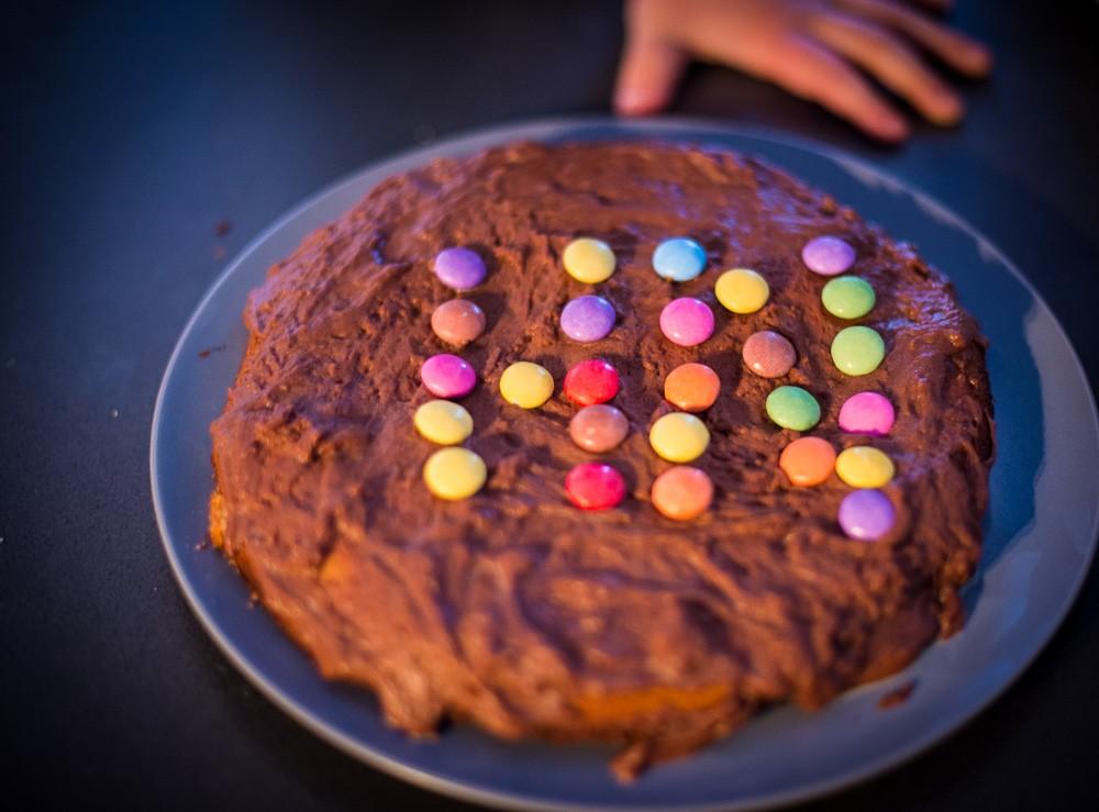 Kid´s chocolate cake