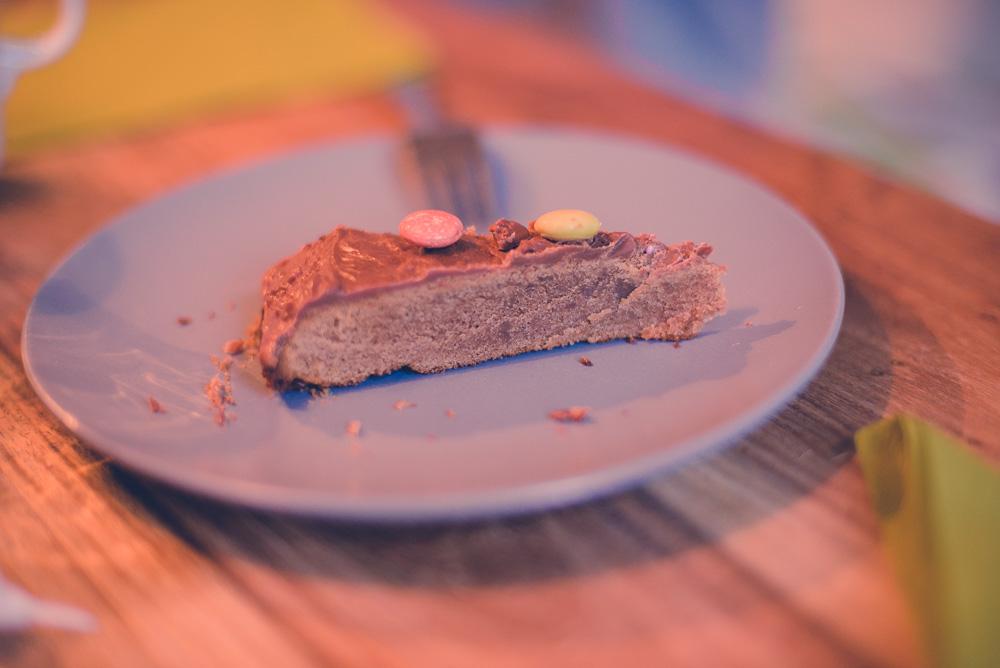 birthday chocolate cake kids